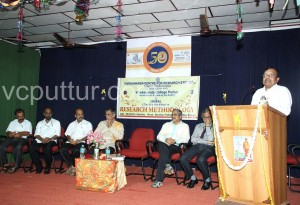 News Photo- Research Valedictory