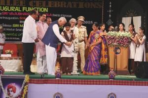 News Photo - Golden Jubilee Inauguration