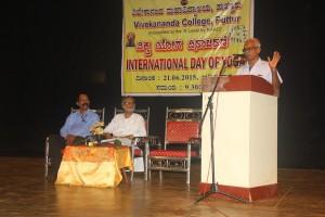 News Photo - Yoga - 2 - Karunakara Upadhyaya