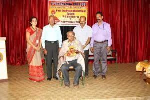 News Photo - Prof.S.I.Bhat 1
