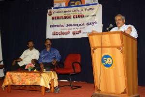 News Photo - V V Bhat