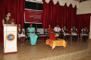 News Photo - Vijaya Saraswathi
