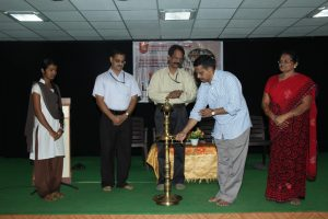 News Photo - Inauguration of English Programme by Srinivas Pai