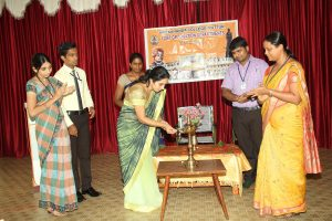 News Photo - Inauguration - Vijaya Saraswathi